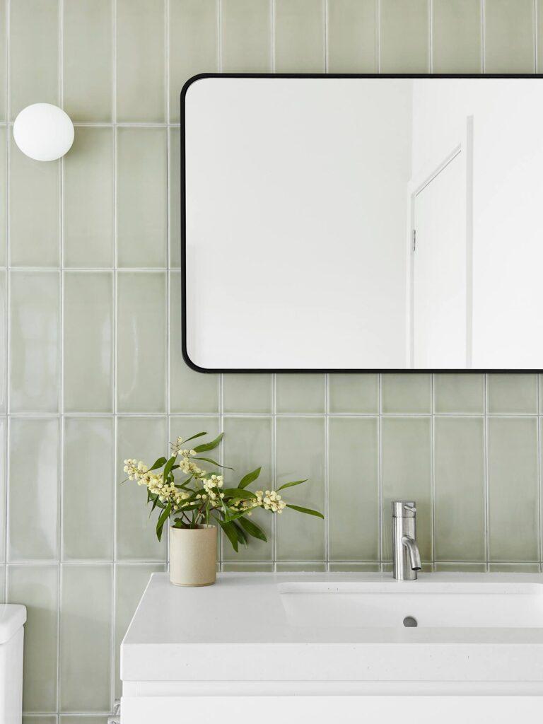голландская фисташковая ванная